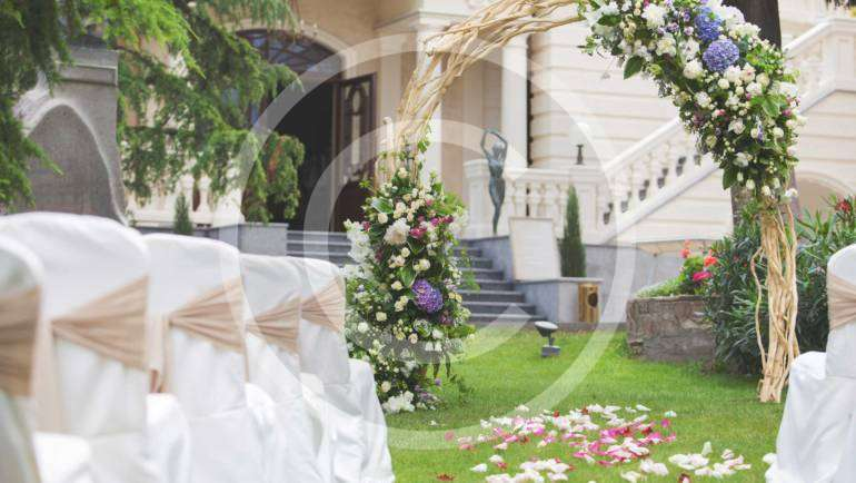 Beautiful Landscapes for Outside Ceremonies